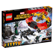 Trận chiến quyết định cho Asgard LEGO 76084