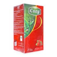 Trà đen hương dâu Cozy hộp 50g