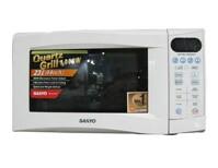 Lò vi sóng Sanyo EMG475AW (EM-G475AW) - 23 lít, 700W, có nướng