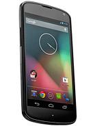 Điện thoại LG Nexus 4 E960 - 16GB