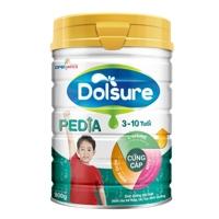Sữa bột Dolsure Pedia 900gr