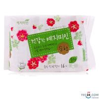 Băng vệ sinh Yejimiin Mild Cotton -16 Miếng