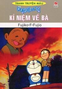 Doraemon tranh truyện màu Kỉ niệm về bà