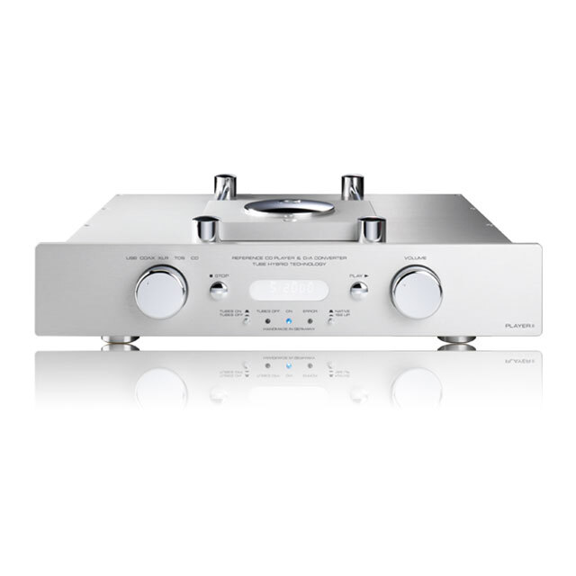 Đầu đĩa CD Accustic Arts Player I