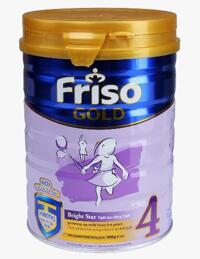 Sữa bột Friso Gold 4 - hộp 1500g (dành cho trẻ từ 3 tuổi trở lên)