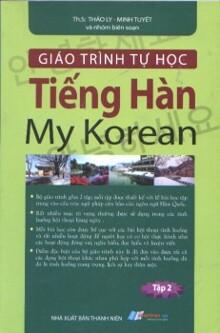 Giáo trình tự học tiếng hàn My Korean tập 2