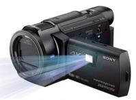 Máy quay phim Sony FDR-AX33 4K