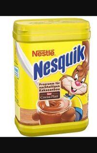 Bột ca cao sữa Nestle NESQUIK - hộp nhựa 900g