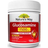 Viên uống bổ khớp Nature's Way Glucosamine - 1500mg