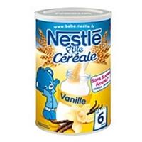 Bột ngũ cốc ăn dặm Nestle vị vani - 400g (dành cho trẻ trên 6 tháng tuổi)