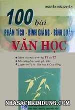 100 Bài Phân tích - Bình giảng - Bình luận Văn Học