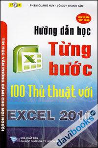 100 thủ thuật với Excel 2010