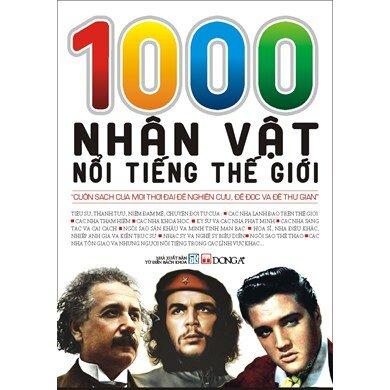 1000 nhân vật nổi tiếng thế giới - Nhiều tác giả