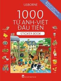 1000 từ Anh - Việt đầu tiên- Heather Amery & Stephen Cartwright