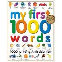 1000 từ tiếng Anh đầu tiên (My first 1000 words) - Việt Phước