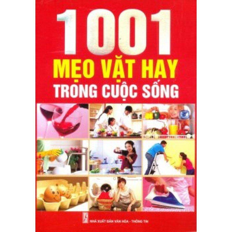 1001 Mẹo Vặt Hay Trong Cuộc Sống