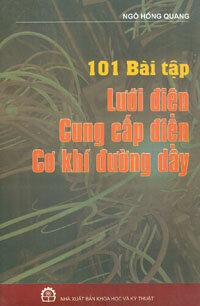 101 bài tập lưới điện cung cấp điện cơ khí đường dây