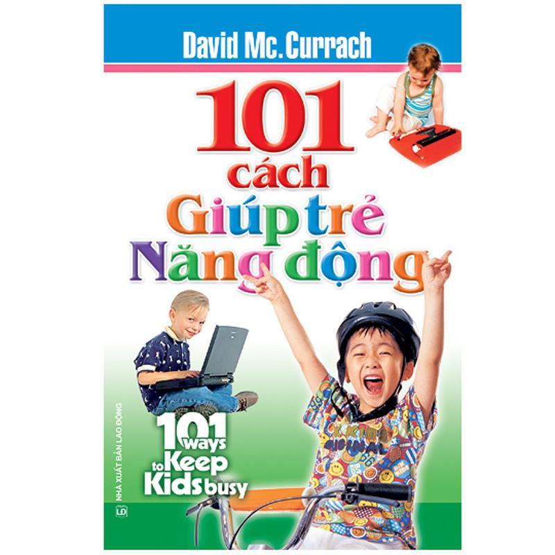 101 cách giúp trẻ năng động