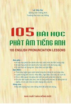 105 bài học phát âm tiếng anh