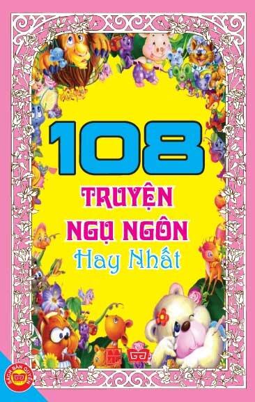 108 Truyện ngụ ngôn hay nhất - NXB Sichuan Nationalities