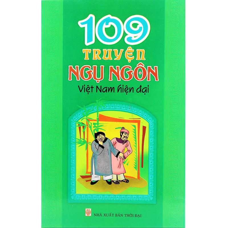 109 truyện ngụ ngôn Việt Nam hiện đại