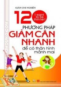 120 Phương pháp giảm cân nhanh