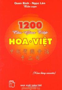 1200 Câu Giao Tiếp Hoa - Việt - Kèm CD