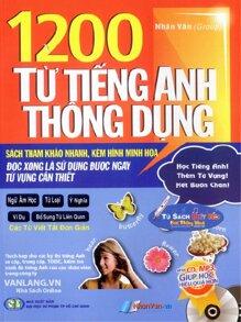 1200 từ tiếng Anh thông dụng