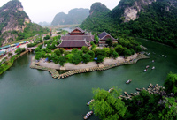 Tour du lịch Hà Nội - Bái Đính - Tràng An