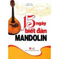 15 Ngày Biết Đàn Mandolin