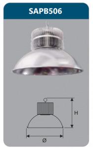 Đèn led nhà xưởng Duhal SAPB506