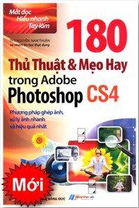180 Thủ Thuật Và Mẹo Hay Trong Adobe Photoshop CS4