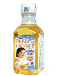 Dầu Nutra Omega 3 cá hồi - 240ml