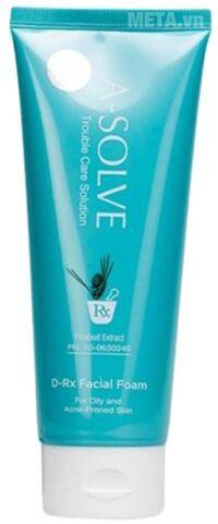 Sữa rửa mặt cho da dầu và da mụn Skinlover A-Solve 150ml