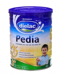 Sữa bột Dielac Pedia 3+ - hộp 900g (dành cho trẻ từ 3 tuổi trở lên)