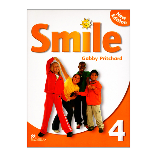 Smile 4 (New Edition): Student Book