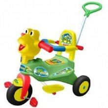 Xe 3 bánh trẻ em có nhạc Nhựa Chợ Lớn M1196B-X3B