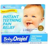 Thuốc bôi nướu giảm đau mọc răng cho bé Orajel