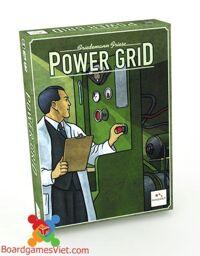 Trò chơi Power Grid Board Game