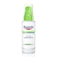 Tinh chất dưỡng da hỗ trợ điều trị mụn Eucerin Dermo Purifyer Active Concentrate 30ml