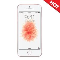 Điện thoại Apple iPhone SE - 16GB, màu hồng (Rose)