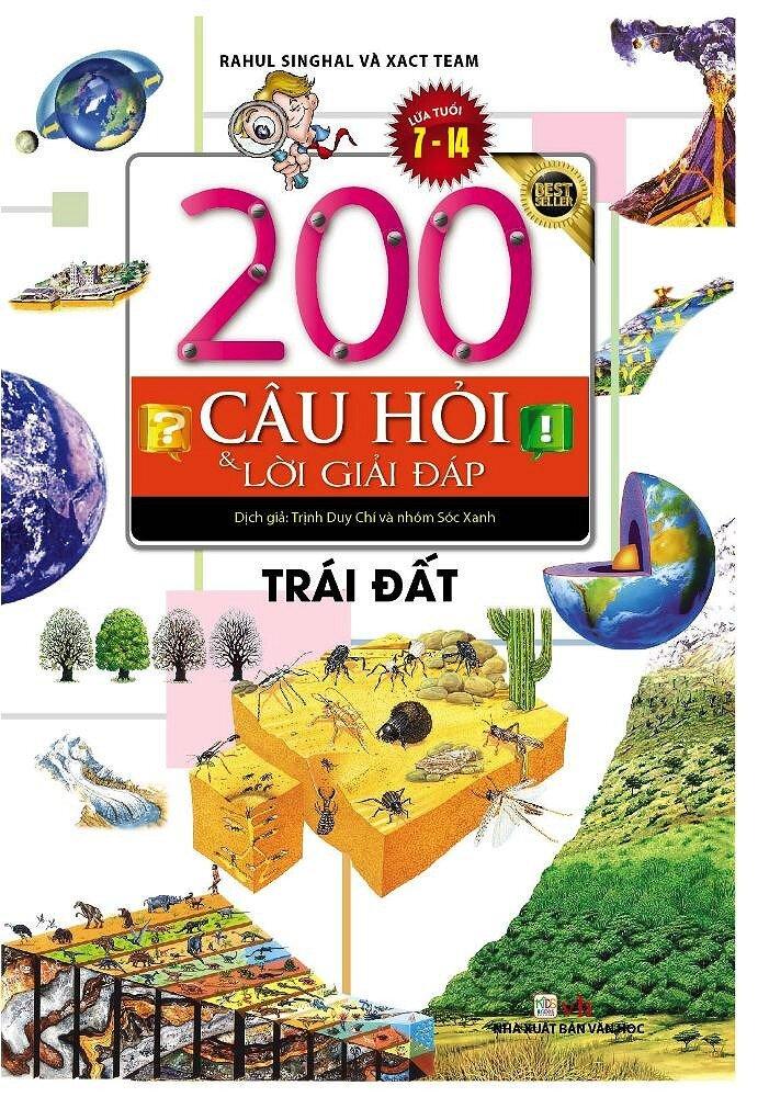 200 Câu Hỏi Và Lời Giải Đáp - Trái Đất