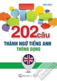 202 Câu Thành Ngữ Tiếng Anh Thông Dụng