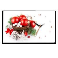 Tranh đồng hồ để bàn Trang trí Noel B2Q - B0024