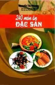 240 Món Ăn Đặc Sản