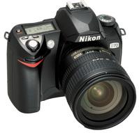Máy ảnh DSLR Nikon D70 Body - 6.3 MP