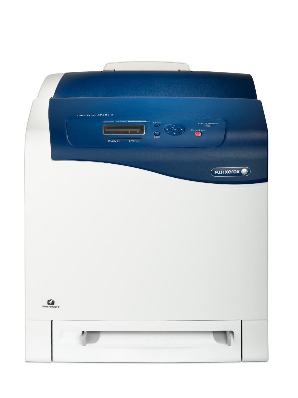 Máy in laser màu Fuji Xerox DocuPrint CP305D - A3