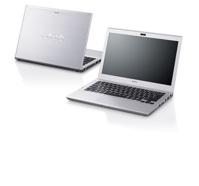 "Laptop Sony Vaio T Series Vaio SVT13125CV - 13.3"" / 32GB SSD + 500GB HDD / Bạc"