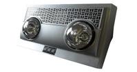 Đèn sưởi nhà tắm Smartlife 03 - 2 bóng, quạt sưởi, quạt gió
