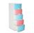 Tủ Nhựa Đại Đồng Tiến Nice T1000 5N